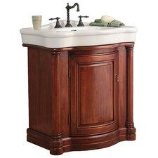 """Wingate 32"""" Single Bathroom Vanity Set"""