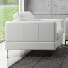 Tobia Leather Arm Chair