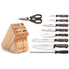 Gourmet 10 Piece Block Set