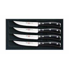 Classic Ikon 4 Piece Steak Knives Set