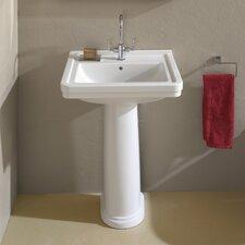 Universal Noble Pedestal Bathroom Sink