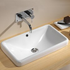Traffic Meridian Bathroom Sink