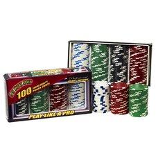 Ace / Jack Poker Chip