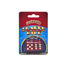 Loaded Dice Card (Set of 10)