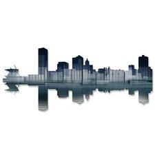Milwaukee Reflection Wall Décor