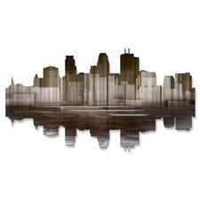 Minneapolis Reflection II Wall Décor