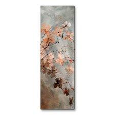 'Essence' by Pol Ledent Original Painting on Metal Plaque