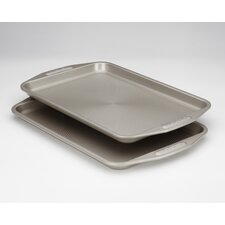 "Bakeware Nonstick 17.5"" Baking Sheet (Set of 2)"