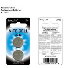 Replacement 2032 Pet Battery (2 Pack) (Set of 4)