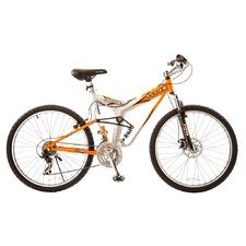 Men's Fusion Pro Alloy Dual Suspension All Terrain Mountain Bike