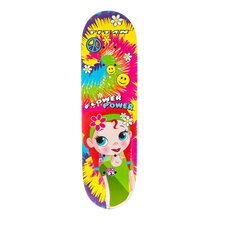 Flower Princess Skateboard