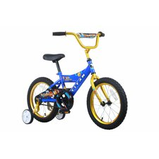 "Boys Champions 16"" BMX Bike with Training Wheels"