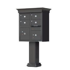 Vital™ Cluster Box Unit with Vogue™ Classic CBU Type V Accessories