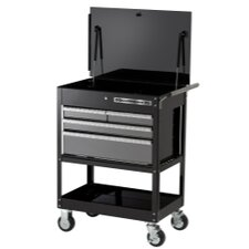 "Gearwrench Xl  24"" Wide 4 Drawer Service Cart"