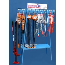"""Chain Puller Display 18"""" Wide Parts Accessories"""