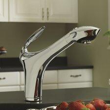 Corsair Single Handle Deck Mount Kitchen Faucet