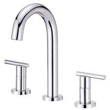 Parma Double Handle Mini Widespread Bathroom Faucet
