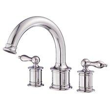 Prince Double Handle Deck Mount Roman Tub Faucet