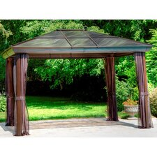 Four Season 12 Ft. W x 14 Ft. D Gazebo