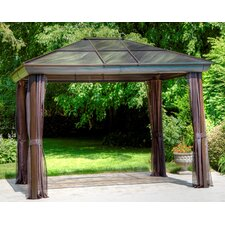 Four Season 8.75 Ft. W x 8.75 Ft. D Gazebo