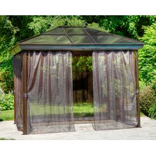 Four Season 10 Ft. W x 12 Ft. D Gazebo