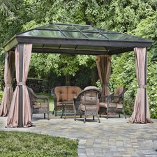 Four Season 12 Ft. W x 16 Ft. D Gazebo