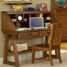 Heartland Writing Desk and Hutch