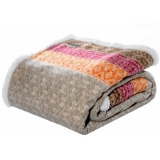 Indiana Fleece Throw Blanket