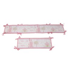 Happily Ever After Traditional Princess Padded Bumper