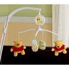 Playful Pooh Mobile