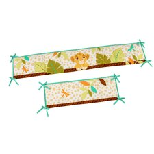Lion King Padded Crib Bumper