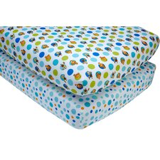 Nemo 2 Piece Crib Sheet Set