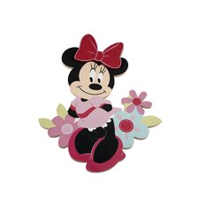 Minnie Shaped Wall Decor