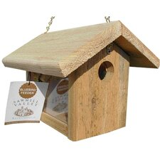Bluebird Hopper Bird Feeder