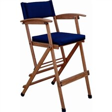 """28"""" Deluxe Bamboo Director Chair"""