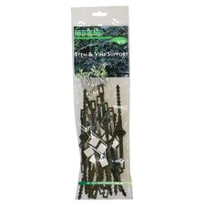 Count Stem and Vine Supports (Set of 12)