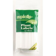 "4"" Rapiclip Plant Labels (Set of 12)"