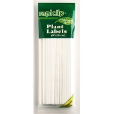 "8"" Rapiclip Plant Labels (Set of 12)"
