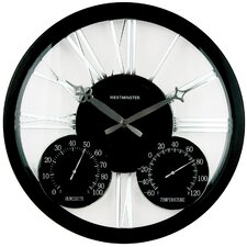"14.57"" Doddleston Wall Clock"