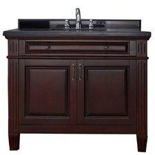 "Carsen 42"" Single Bathroom Vanity Set"