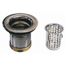 Junior Basket Sink Strainer Drain