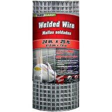 Galvanized Welded Mesh Fence