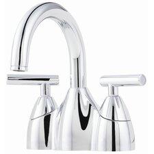Contempra Double Handle Centerset Standard Bathroom Faucet