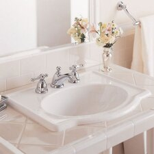 Retrospect Countertop Bathroom Sink