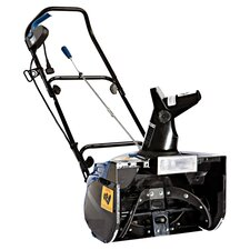 "18"" Electric Snow Thrower & Halogen Light"