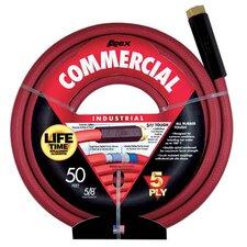 "Commercial Industrial 0.63"" x 50' Garden Hose"