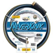 "Neverkink Heavy Duty 0.63"" x 75' Garden Hose"