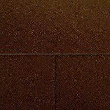 "Timeless 7-1/2"" Engineered Cork Oak Hardwood Flooring in Romance Cabernet"