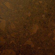"Avant Garde 11-7/8"" Engineered Cork Oak Hardwood Flooring in Olive Barcelona"