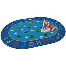 Literacy Hip Hop to the Top Kids Rug